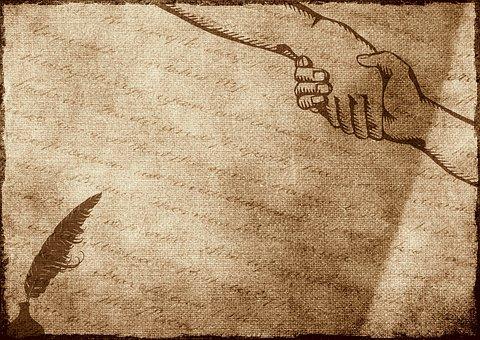 Contrat, Poignée De Main, Printemps