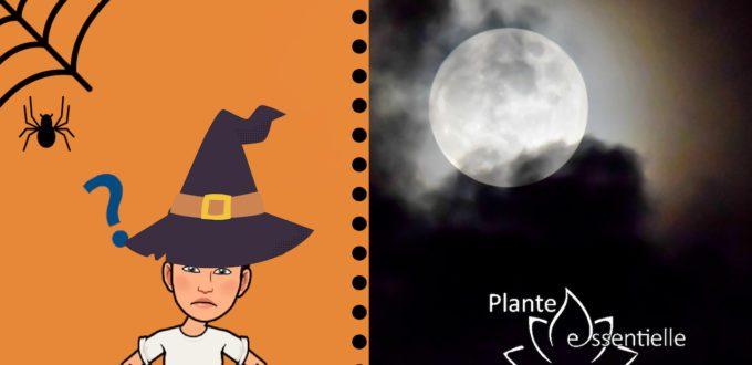 Plante Essentielle et Halloween